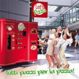 "<p><b>Location:</b> Italy</p> <p><b>Price:</b> Starts at 3.50 euros ($4.50 USD)</p> <br /><p>Starting with just flour, water, tomato sauce, and cheese, the <a href=""http://www.letspizza.co.uk/"" target=""_blank"">Let's Pizza</a> vending machine whips up a piping-hot pie in just three minutes. Buyers can watch the entire process through a small window as Let's Pizza makes one of four types: margherita, prosciutto, speck (cured ham), or vegetable. Inventor Claudio Torghele developed his beloved ""pizza robot"" with the help of the Anglo-Dutch group Unilever.</p>"