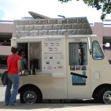 "<b>City:</b> Austin, TX and Los Angeles, CA<br /> <b>Cuisine:</b> Ice cream sandwiches<br /> <b>Twitter:</b> <a href=""http://twitter.com/COOLHAUS"" target=""_blank"">@COOLHAUS</a><br /> <b>Sample Tweet:</b>  ""ATX: still slinging cookies n ice cream @ SoCo! Come get candied bacon ice cream w a chocolate chip cookie!"""
