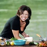 <p>Before the magazine, the Oprah-produced talk show, the Food Network fame, and, yes, before <em>E.V.O.O.</em> was in the dictionary, Rachael Ray was just another person working in the food industry. As a child, Rachael often spent her days inside the restaurants her mother managed in Cape Cod, MA, and upstate New York -- her first vivid memory being the time she accidentally grilled her thumb while trying to imitate her mom's spatula skills. Burns aside, it's no surprise that most of Rachael's first jobs (including a stint as a Howard Johnson's waitress) involved food.</p><br />