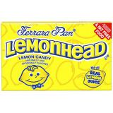 <p><b>Fun-size Lemonheads</b></p>