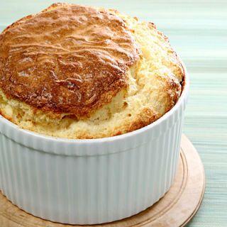 Parmesan Cheese Soufflé