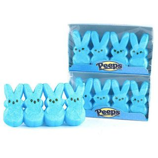 "<p>Why buy PEEPS® chicks when you can buy PEEPS bunnies? They come in seven colors — enough to diversify your Easter basket. <i>(Available in supermarkets and drugstores.)</i></p>  <p>PEEPS aren't just for eating. Check out these amazing <a href=""/entertaining-ideas/holidays/easter/peeps-diorama""><b>PEEPS dioramas and artwork</b></a>.</p>"