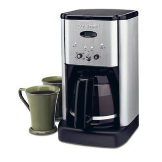 An electric coffeemaker takes a reservoir of water, heats it, and filters it through ground coffee through a paper filter; the coffee trickles out into a large warmed pot. These systems are great at making large quantities of coffee and keeping them warm. Many can even grind beans and be set on a timer, making your morning coffee not only fresh, but convenient. But if you're sensitive to the taste of paper filters, or if counter space is limited, it may not be the coffeemaker for you.