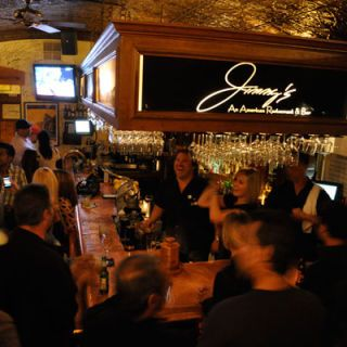 "<p>Surrounded by the Rocky Mountains, this Aspen institution has more than 100 tequilas and mezcals, makes terrific margaritas and hosts legendary Saturday night Latin-dance parties.</p><p><a href=""http://www.jimmysaspen.com/"" target=""_blank""><i>jimmysaspen.com</i></a></p>"