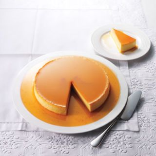 "<p>There is a great sense of achievement once you've mastered crème caramel. Home cooks are usually concerned about the caramel, but it's not as tricky as you think. And when you're ready to serve this dessert, use your fingers to ease the custard away from the side of the pan, gently shake the pan and you'll ""feel"" the custard floating on the caramel. Put the serving plate on top of the cake pan and quickly invert.</p>"