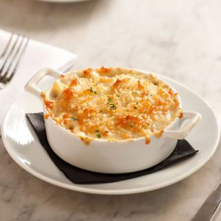 "<p>Mac and cheese is a quintessential childhood favorite. Add some inspired flavors and it can become a satisfying adult dinner, too. At Lexington Social House in Los Angeles, Executive Chef Jared Simon served macaroni with gruyè cheese and Serrano ham.</p>  <p><i>1718 Vine St., Los Angeles, CA; 323-461-1700; <a href=""http://www.lexingtonsocialhouse.com/"" target=""_blank"">lexingtonsocialhouse.com</a></i></p>"