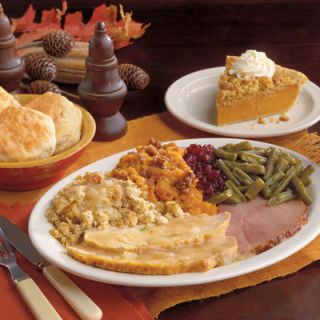 golden corral thanksgiving hours