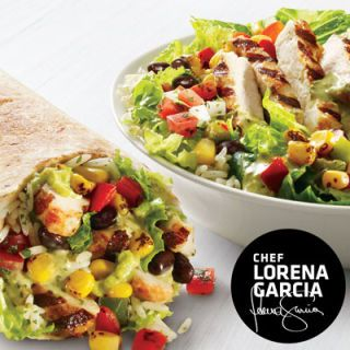 Did you know that the creator of the new Cantina Bell menu at Taco Bell is a former Top Chef Masters contestant? Lorena Garcia helped the fast food giant create an expanded menu, which includes premium bowls and burritos. She also revamped Taco Bell staples such as the chain's chicken, salsas, and guacamole.