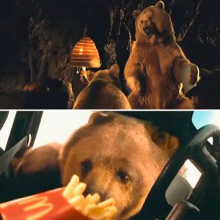 "<p>Last year the <a href=""http://www.youtube.com/watch?v=kX81FjvQGUM/"" target=""_blank"">McDonald's ""Bears Love Fries""</a> was a sweet memorable commercial. That baby bear was too cute, and his dad was right: there is always one more delicious fry at the bottom.</p>"
