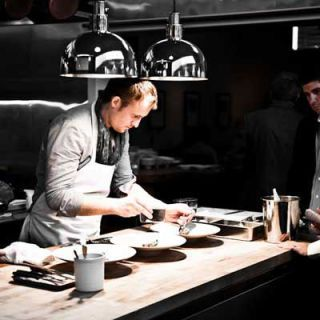 <p>In their quest for wild sea ingredients, chefs are sourcing more than just seafood from the ocean — for instance, Portland, Maine's David Levi cooks with sea buckthorn while Joshua Skenes at Saison in San Francisco uses seaweed to bundle fish fillets.</p>