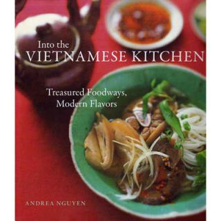 The food of Vietnam can be as abstruse as it is inspiring. With Into the Vietnamese Kitchen ($35) — which includes everything from recipes to a pantry ingredient primer to the history of Vietnamese cuisine — Andrea Nguyen demystifies the country's complex cuisine without ever dumbing it down.