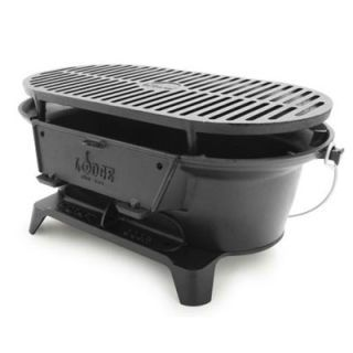 """Hibachi grills need not be relegated solely to Korean BBQ and the like, though we imagine this would be a welcome addition to your kalbi-cookery arsenal. Small and sturdy, <a href=""""http://www.surlatable.com/product/PRO-193553/Lodge-Logic-Hibachi-Grill"""" target=""""_blank"""">Lodge's cast iron hibachi</a> ($130) is perfect for preparing anything from Asian delicacies to hot dogs.http://www.surlatable.com/product/PRO-193553/Lodge-Logic-Hibachi-Grill"""