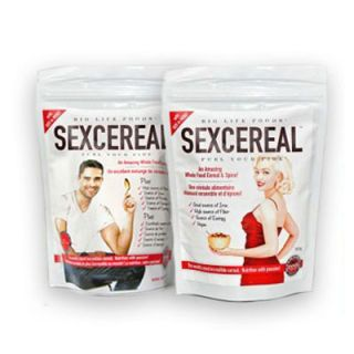 "<p>Cereal may be the last thing on the planet that one would think of as ""sexy,"" but entrepreneur Peter Ehrlich wants to change that. He invented two different cereal recipes that promote sexual health for men and women respectively.</p>