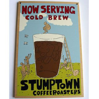 "<p>Stumptown Coffee Roasters began in Portland, OR, but has since expanded across the country. With six different locations in Portland now, as well as shops in Seattle, Los Angeles, and New York, Stumptown has truly become a nationwide phenomenon. It sources quality coffees from around the world, and Stumptown Coffee Roasters always uses the cold brew method (also sometimes referred to as the ""cold press"" or ""toddy coffee"" method) to brew its iced java. And to make it easy to take on the go, the shop is now offering bottles, growlers, and even kegs of the stuff, to make sure its devoted fans can enjoy Stumptown cold brew whenever and wherever they like.</p> <p><a href=""http://stumptowncoffee.com/"" target=""_blank"">stumptowncoffee.com</a></p>"