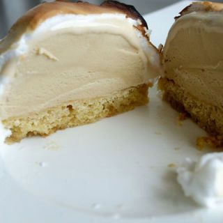 Sponge cake topped with ice cream surrounded by baked meringue — better known as Baked Alaska — became popular in the 1960s as a showy dessert to impress your dinner guests.