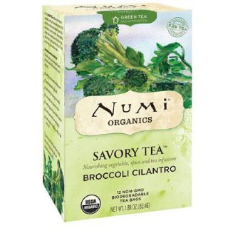 "<p>Some health-conscious people are drinking kale juice, so why not tomato tea? Numi Tea is banking on a desire for a new kind of tea as it launches a line of savory flavors.</p>  <p><a href=""/food/recalls-reviews/numi-organic-tea-launches-savory-tea-blends""><b>Read the Whole Story</b></a></p>"