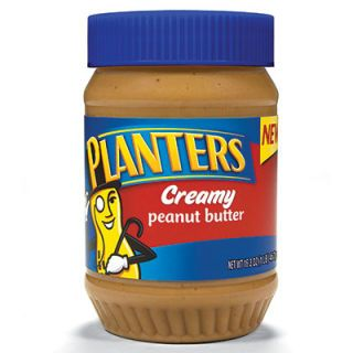 "<p>This one ($2.38 for 16.3 oz.) left our tasters reminiscing about the PB&Js of their childhood. Volunteers used words like ""stellar,"" ""perfect,"" and ""delish"" when describing Planter's Creamy Peanut Butter. While a few felt it was a tad too salty, most enjoyed the extra-smooth texture and commented on its sweet-salty balance.</p>"