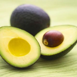 Creamy avocados are available year-round (at least in California).
