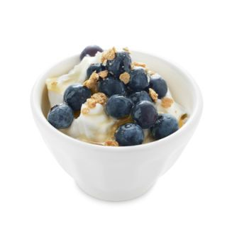 "<p>Crumbled graham crackers makes this healthy breakfast feel more like a sweet treat, ensuring you get the little ones fed without an early-morning fight.</p> <p><strong>Recipe: <a href=""http://www.delish.com/recipefinder/blueberry-graham-cracker-greek-yogurt-recipe-ghk0613"" target=""_blank"">Blueberry and Graham Cracker Greek Yogurt</a></strong></p>"
