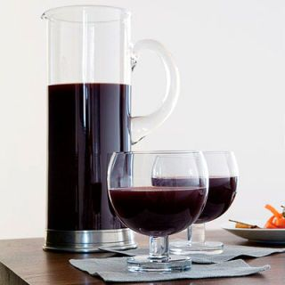 <p>Make sure you're ready for hosting guests eager to have a cup of good cheer (and sodas for the children, of course)! Check out local discounts at grocery stores and warehouses like Costco to load up on drinks for less.</p>