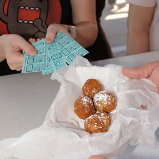"<p><b>Where It's Sold:</b> <a href=""http://www.bigtex.com/sft/"" target=""_blank"">State Fair of Texas</a>, Dallas, TX<br /> <b>The Fried Facts:</b> This simple fried snack is a Texas fair favorite. Creator Abel Gonzales — who dropped his gig as a computer analyst and programmer to become a state-fair frying king — first dipped butter-and-dough balls into the deep fryer to pay homage to one of his breakfast obsessions: toast with butter. In 2012 alone, he was expected to sell around 18,000 orders of the tasty deep-fried butter balls!</p>"
