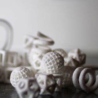 Morning coffee gets a seriously beautiful pick-me-up with these sculptural constructions in pure sugar.
