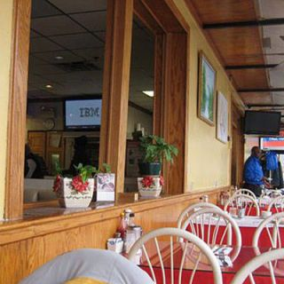 """<p>Where to begin with this place? """"The many drug dealers in wheel chairs (they at times walked down the street on their own so don't feel bad for them) sitting 3 feet from us on the other side of the glass lent an air of the degenerate life to our meal,"""" wrote one <a href=""""http://www.yelp.com/biz/dominican-diner-restaurant-kew-gardens"""" target=""""_blank"""">Yelp</a> reviewer (you can't make this stuff up), and many more complained of a waitstaff that speaks very limited English and treated non-Spanish-speaking customers poorly.  As for the food? """"I took a bite into the chicken and felt something scratch the top of my mouth. I took the piece out of my mouth and realized it was a metal piece the size of a staple,"""" wrote one reviewer. """"They will be hearing from my attorney soon since I ended up in the hospital and received a tetanus vaccine and 3 medications for this problem."""" """"The meat seemed to have been boiled till it was a horrible stringy tasteless mash and what should be crispy skin was like a piece of rubber WTH,"""" wrote another. In 2012 it was ranked one of the dirtiest restaurants in New York by <a href=""""http://www.businessinsider.com/the-dirtiest-restaurants-in-new-york-2012-6?op=1"""" target=""""_blank"""">Business Insider</a>, which cited """"live mice"""" and """"inadequate personal cleanliness.""""</p>"""