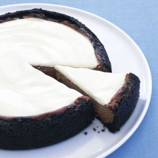 "<p>How to make the classic cheesecake even creamier? Add milk chocolate with a dark cookie crust for kicks.</p>  <p><strong>Recipe:</strong> <a href=""http://www.delish.com/recipefinder/milk-chocolate-cheesecake-ghk1206""><strong>Milk Chocolate Cheesecake</strong></a></p>"