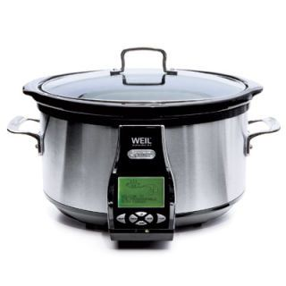 <b>TRY IT:</b> The Healthy Kitchen Slow Cooker by Andrew Weil ($150) aced our tests-- but you can buy a model that works just as well for half the price. Splurge on this one, however, if you're enticed by the wellness guru's nutritious recipes: They're programmed into the unit and show up on a small screen.<br /> <b>SKIP IT:</b> His Multi-Use Rice Cooker ($130) turned whole grains into a sticky mess. The Cookware ($80 to $600) performed just so-so in our tests, and while the Citrus Juicer ($100) works well, it's so expensive, we wouldn't recommend it.