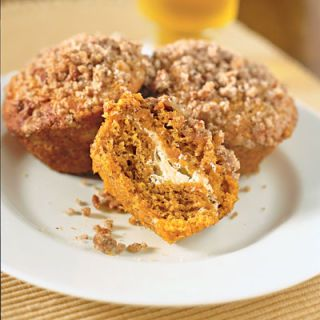 "<p>A great breakfast treat, muffins are simple to make — and eat. Whether you prefer sweet or savory, there's a muffin for every taste.</p><br />   <p><b>Recipe: <a href=""/recipefinder/pumpkin-cream-cheese-muffins-3412"" target=""_blank""><b>Pumpkin and Cream Cheese Muffins</b></a></b> (pictured)</p><br /> <p><b>More Recipes:</b><br />  <a href=""/recipefinder/pineapple-upside-down-muffins-recipe-5147"" target=""_blank""><b>Pineapple Upside-Down Muffins</b></a><br /> <a href=""/recipefinder/savory-breakfast-muffins-recipe-5282"" target=""_blank""><b>Savory Breakfast Muffins</b></a><br /> <a href=""/recipefinder/lemon-blueberry-muffins-3659"" target=""_blank""><b>Lemon-Blueberry Muffins</b></a></b></p>"