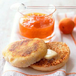 """<p>It is well worth rising an hour or so early to make Homemade English Muffins. While the dough rises, you can doze back off or leisurely sip a cup of coffee.</p><br /> <p><b>Recipe: </b><a href=""""/recipefinder/homemade-english-muffins-3873"""" target=""""_blank""""><b>Homemade English Muffins</b></a></p>"""