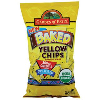 """A close second, Garden of Eatin' Baked Tortilla Chips got high ratings for their """"nutty,"""" """"natural"""" flavor. However, tasters were split on the texture — some loved the hefty crunch, while others found it """"hard on the teeth.""""  ($3.50 for a 7-oz. bag)<br /><br />2 g fat, 0 g saturated fat, 120 calories per 1-oz. serving size<br /><br /><b>Dip in <a href=""""/entertaining-ideas/parties/picnics/spinach-dip-recipes"""" target=""""_blank"""">Spinach Dip</a></b>"""