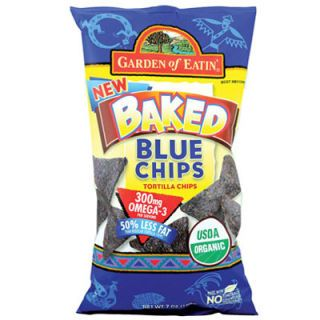"The blue-corn counterpart of the second-place winner got high marks for its ""nice and natural flavor"" and ""substantial"" crunch, but a few of the tasters thought the flavor was ""flat."" ($3.50 for a 7-oz. bag)<br /><br />3 g fat, 1 g saturated fat, 120 calories per 1-oz. serving size<br /><br /><b>Dip in <a href=""/recipefinder/warm-cheese-dip-salsa-verde-2607"" target=""_blank"">Warm Cheese Dip with Salsa Verde</a></b>"