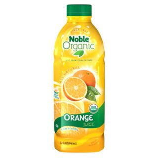 "While some taste testers found Noble Organic Juice too sweet, most enjoyed its ""floral"" finish and smooth body. ($4.29 for 32 fl. oz.; <a href=""http://www.noblejuice.com/"" target=""_blank"">noblejuice.com</a>)<br /><br />120 calories per 8 oz. serving"