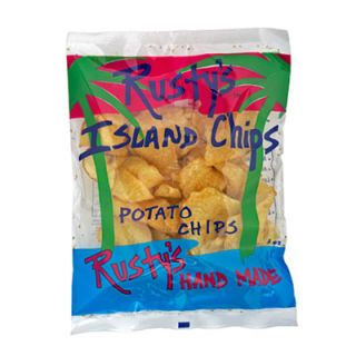 "No conveyor belts here: Each bag is filled by hand. <br /><br /><b>Rusty's Island Chips</b> (<a href=""http://www.rustyschips.com/"" target=""_blank"">rustyschips.com</a>)"