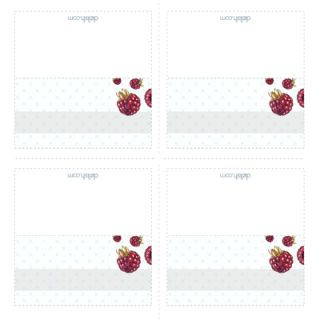 "<p>Try these juicy raspberry place cards for anything from a bridal or baby shower to a dinner or birthday party. They're also great for a fair-weather garden party. It's one of our most versatile designs — the possibilities are endless.</p><br />  <p><a href=""/cm/delish/printables/berry_placecards.pdf"" target=""_new"">Print this design!</a></p>"