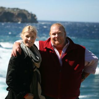 "<p>Pack your bags! Celebrity chef Mario Batali and <i>New York Times</i> food columnist Mark Bittman team up with two stunning leading ladies, Gwyneth Paltrow and Spaniard beauty Claudia Bassols, for a 10-week culinary adventure through <a href=""/cooking-shows/cooking-blogs/spanish-food""target=""_new"">Spain</a>, the land of tapas and <i>tinto</i> (red wine).</p> <p><b>Reason to tune in:</b> The fabulous foursome call on several of Spain's culinary icons including Ferran Adrià, a.k.a. the father of molecular gastronomy. If that isn't enough to make your jaw drop, after eating some unusual sushi, Italophile Iron Chef Batali takes a blow when he learns his stomach isn't as ironclad as he'd hoped.</p><br /> <a href=""http://www.spainontheroadagain.com/""target=""_new""><i>PBS, </i></a><i> premiering September 20; check local listings</i></p><br />"