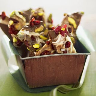 "<p>Make sure to note on the gift tag to keep this tart and nutty chocolate bark refrigerated until ready to enjoy, but not longer than one month for best flavor.</p><br /> <p>Check out our <a href=""/recipefinder/pistachio-cherry-chocolate-bark-holiday"" target=""_blank"">Pistachio and Tart Cherry Chocolate Bark Recipe</a> for complete instructions.</p>"