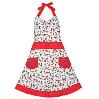 """June Cleaver would be <i>so</i> jealous. <i>($18&#x3B; <a href=""""http://www.nowdesigns.net/""""target=""""_new""""><b>nowdesigns.net</b></a> for stores)</i><br /><br />From cherries on your apron to cherry tomatoes in our <a href=""""/recipefinder/grilled-greens-cherry-tomato-salad-3513""""target=""""_blank""""><b>Grilled Greens and Cherry Tomato Salad</b></a>."""
