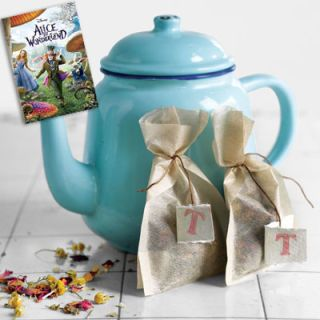 "<p><i>(Best Costume Design, 2011)</i></p>  <p><b>Recipes:</b> <a href=""/recipefinder/calming-herbal-tea-recipe-clv0911""><b>Calming Herbal Tea</b></a> (pictured)<br /> <a href=""/recipefinder/apricot-ginger-walnut-tea-bread"">Apricot, Ginger, and Walnut Tea Bread</a> <br /> <a href=""/recipefinder/the-very-best-vanilla-cake-recipe-122339""><b>The Very Best Vanilla Cake</b></a></p>  <p>When 19-year-old Alice (Mia Wasikowska) takes another trip down the rabbit hole, there are plenty of ""Underland"" adventures to be had. During her quest to end the rule of the Red Queen, Alice once again encounters a magical slice of cake responsible for increasing her size. During a visit with the Mad Hatter (Johnny Depp), Alice is forced into a teapot to hide. We prefer some splendid tea in our teapots, served with tea bread and cake, of course!</p>"