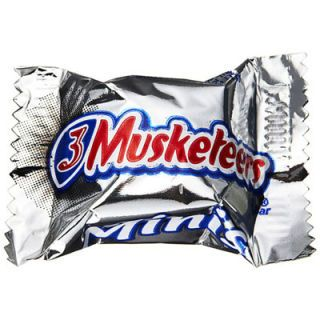 <p><b>3 Musketeers Minis</b></p>