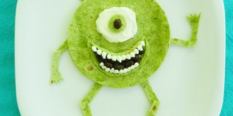 Monsters Inc Snacks