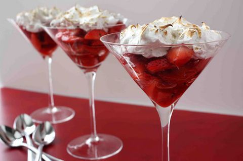 """<p>What better way to celebrate a day of love than with a red dessert in the form of <a href=""""http://www.cookincanuck.com/2009/08/recipe-for-grilled-strawberries-with/"""" target=""""_blank"""">browned gingersnap meringue and grilled strawberries</a>?</p>"""