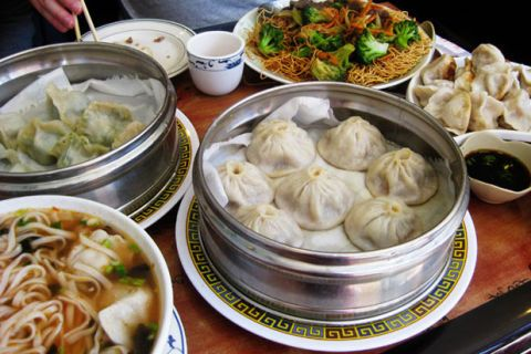 "<p>From <a href=""http://cliorestaurant.com/"" target=""_blank"">Clio</a> chef Ken Oringer: ""<a href=""http://www.yelp.com/biz/gourmet-dumpling-house-boston"" target=""_blank"">Gourmet Dumpling House</a> in Chinatown is one of my favorite spots in Boston. They have this spicy Sichuan fish soup with peppercorns and fiery chiles that I get every time I go — it's amazing. Other dishes to get there are the scallion pancakes, tofu skin, sautéed pea greens, and pork soup dumplings. It's some of the best Chinese food I've had in the U.S., and I've brought other chefs and friends who agree.""  </p>"