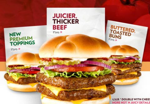 After 40 Years Wendy S Reinvents Burger