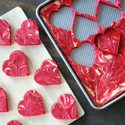 "<p> </p> <p><strong>Get the recipe from <a href=""http://www.thenovicechefblog.com/2012/01/marbled-red-velvet-cheesecake-brownies/"" target=""_blank"">The Novice Chef</a>.</strong></p>"