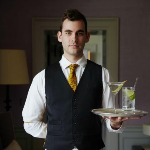 Image result for waiters on pinterest