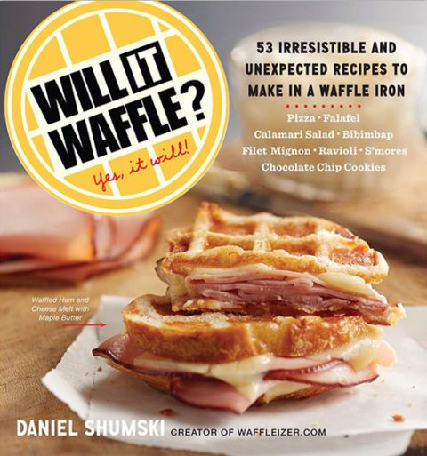 will it waffle cookbook waffle maker recipes