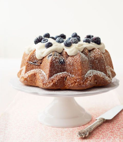 "<p>Behold the fruitiest-ever Bundt, with two cups of berries baked in and sprinkled on top of tangy lemon curd whipped cream. You should absolutely not feel obliged to limit your whipped cream amount to match the picture.</p> <p><strong>Recipe: <a href=""http://www.delish.com/recipefinder/bursting-berries-lemon-curd-cake-recipe-ghk0513"" target=""_blank"">Bursting-With-Berries Lemon Curd Cake</a></strong></p>"