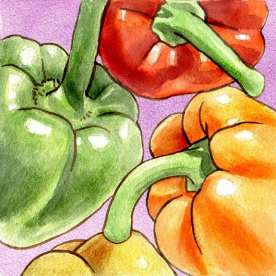 Bell Peppers 2
